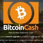 ビットコインCashは5月15日に32MBハードフォークが発表。ビットコインとの差は32倍に