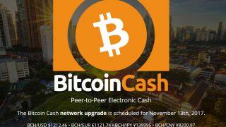 BitcoinCash、500万ポンドの賞金を賭けてICOトークン開発コンテストが開始