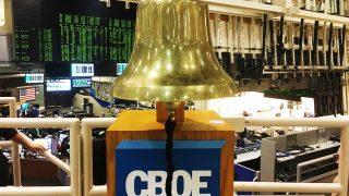 CBOEはCMEとの差別化の為イーサリアムとビットコインCashの先物取り扱いを検討