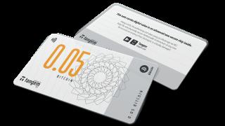 シンガポールでBitcoin紙幣の販売が開始され話題に