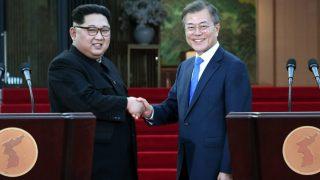 Ethreumブロックチェーンに記録された韓国と北朝鮮の平和協定