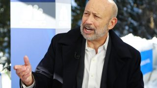 「Bitcoinが成功しないと考えるのは傲慢」Goldman Sachs、Lloyd Blankfein