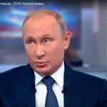 「決済手段でも価値貯蔵手段でもないが調査の必要性あり」プーチン大統領