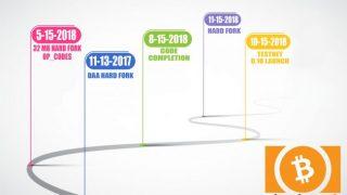 Bitcoin ABCはBitcoinCashの11月15日のハードフォーク予定表を公開