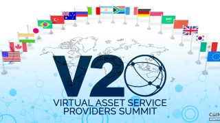 G20の裏側で行われたV20が閉幕、暗号投資取引の世界的規制を話し合った結果